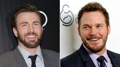 Battle of the Super Chris: Captain America and Star Lord ...