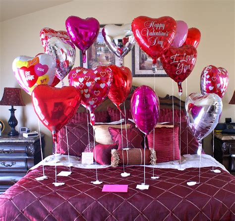 valentines decorations valentine s day bed room decoration ideas 2016
