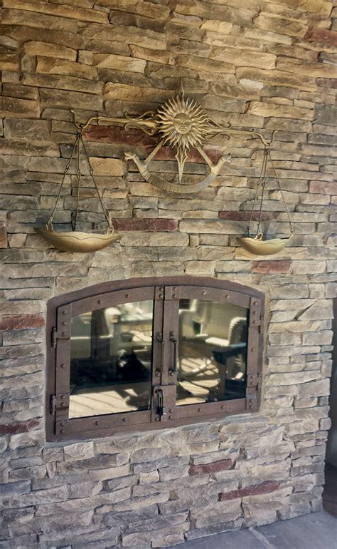 indooroutdoor fireplaces  project photo gallery