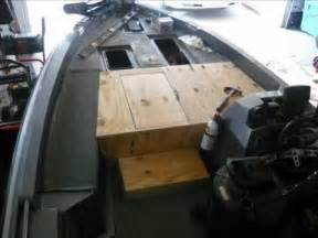 Images of Aluminum Boat Restoration Youtube