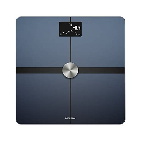 nokia body smart scale review weight tracking  easy