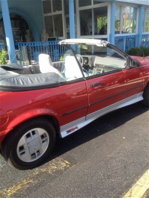 buy   chevrolet cavalier  convertible  door