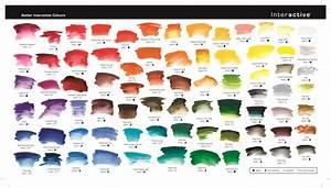 Atelier Interactive Color Chart | Atelier Interactive ...