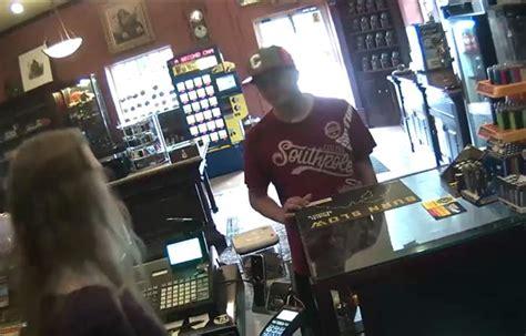 tompkins sheriff   identify man  credit card