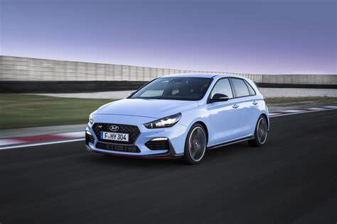 Hyundai I30 N Kicks Off New Performance Brand With 276 Hp