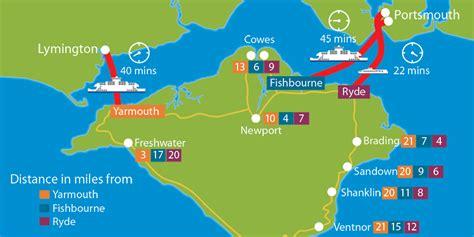 ferry   isle  wight wightlink ferries