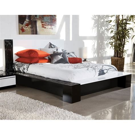 piroska platform bed signature design  ashley
