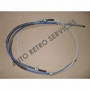 Frein De Service : cable de frein a main secondaire simca auto retro ~ Dallasstarsshop.com Idées de Décoration