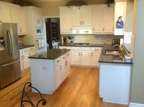 sensor kitchen faucets blue pearl granite countertops traditional kitchen