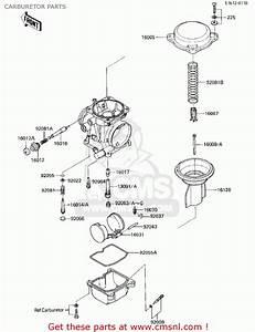 Kawasaki Klr 250 Carb Diagram