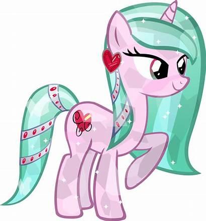 Pony Crystal Ponies Magic Friendship Heart Wisp