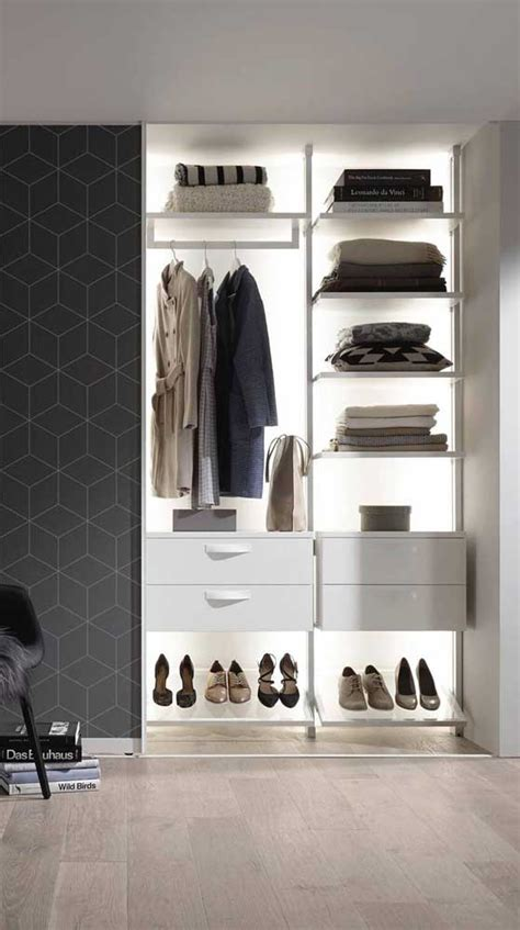 functional  beautiful open wardrobes   home