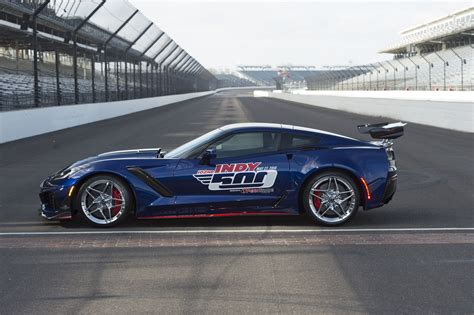 Indy 500 Corvette by 2019 Corvette Zr1 To Pace Indy 500 Gas Monkey Garage