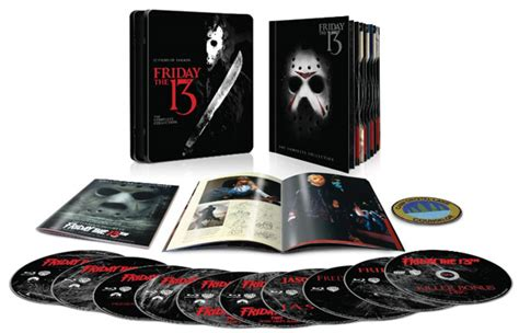 Official Artwork For Friday The 13th
