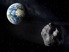 Earth had a near-miss with 'city-killer' asteroid this morning…