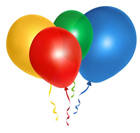 Balloons Clipart Balloons Png Image Pngpix