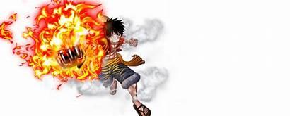 Luffy Gear Monkey Piece Blood Burning Jeuxvideo