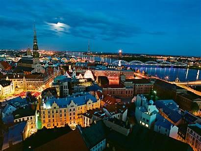 Latvia Country Riga Capital Culture Negara Economic