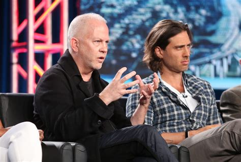 Ryan Murphy Dad Beat Bloody With Belt When Came Out