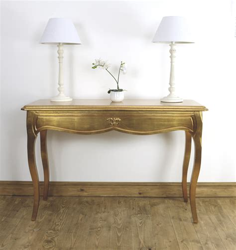 gold console table antique gold console table console table uses of gold