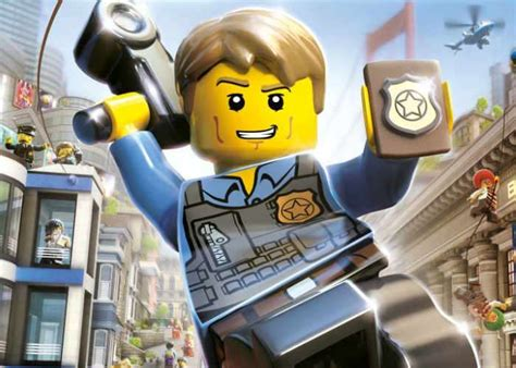 New LEGO City Undercover Official Trailer Released (video ...