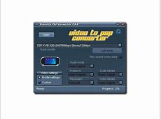 Portable Sony Playstation Video Converter Download by