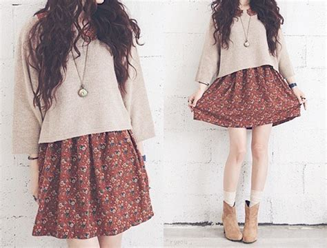 Fall outfit on Tumblr
