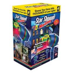 star shower christmas lights battery shower motion laser light projector 10639 6 the home depot