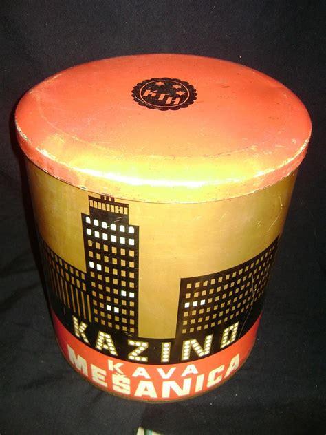 Limena kutija Kazino kafa velika - Kupindo.com (57910399)