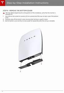 Tesla Powerwall Installation Manual