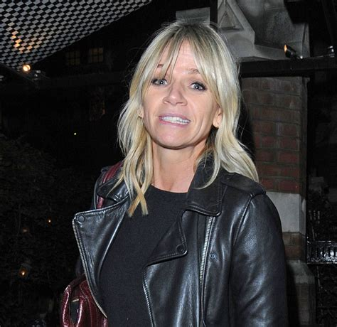 Stream tracks and playlists from zoe ball on your desktop or mobile device. Zoe Ball Seen at the Chiltern Firehouse in London - Celebzz - Celebzz