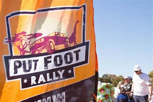 The Same Boring School Or Learns Day By #Put #Foot #Rally #2013 #Shoe #Drop #In #Livingstone