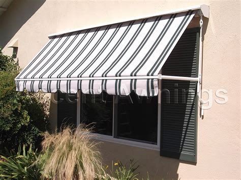 retractable window awnings awnings  windows
