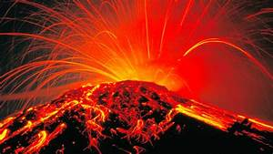 Volcanoes  A New Energy Source