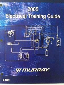 Murray 2005 Electrical Training Mower Lawn Garden Tractor