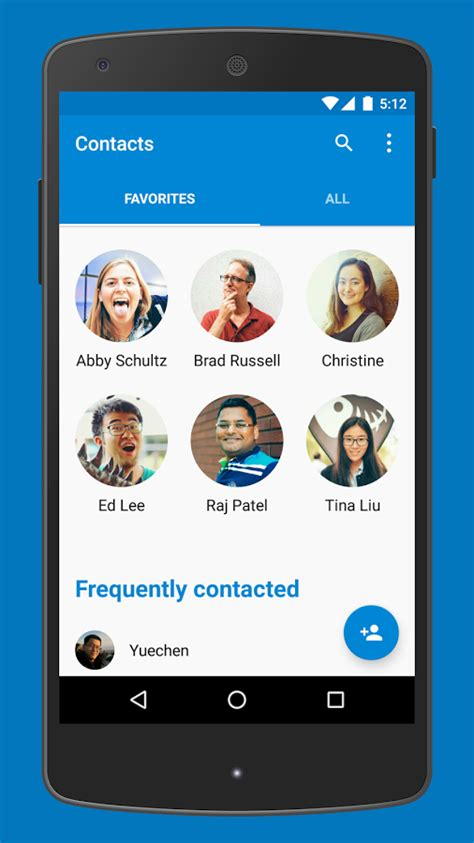 contacts app android phone and contacts apps land on the play store