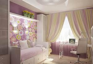 Aménagement Petite Chambre Ado : amnagement petite chambre ado fille affordable coin ~ Teatrodelosmanantiales.com Idées de Décoration