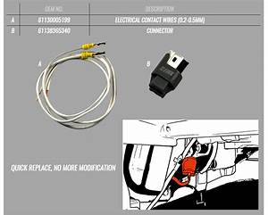 Ewk Outside Temp Sensor Wire With Socket Plug Exterior