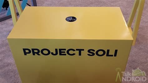 Check out our hands-on video of Google's Project Soli ...