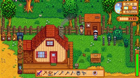 Shane's Spot Is Adorable Stardewvalley