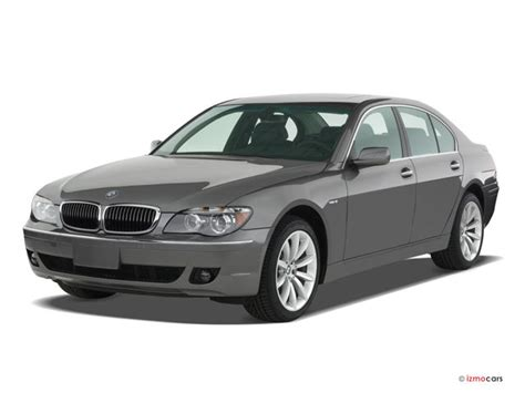 2008 Bmw 7-series Prices, Reviews And Pictures