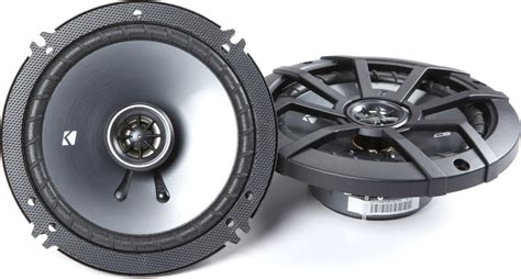 "Kicker 43csc654 612"" 2way Car Speakers At Crutchfieldcom"