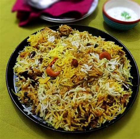 biryani indian cuisine chicken biryani recipe hyderabadi style chicken biryani