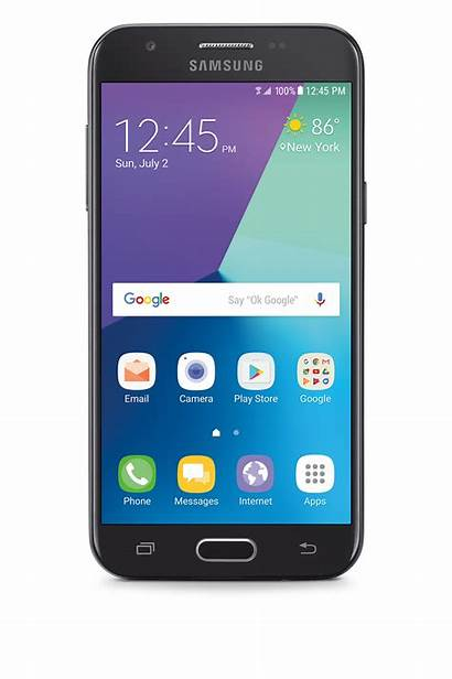 Cellular Consumer Samsung Galaxy J3 Smartphone