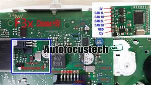 Can Block Instrument Km Filter For Bmw F01  F02  F10  F15  F18
