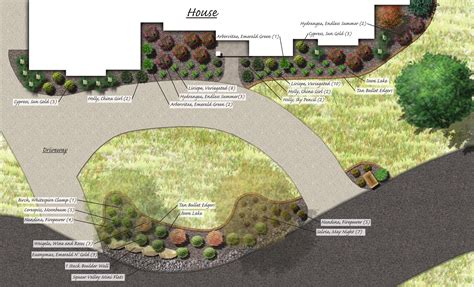 landscape design samples landscaping st louis