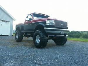 Buy Used 1992 Ford F150 Lifted Monster Truck  Mudder  Hot