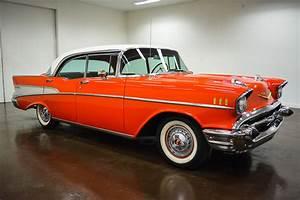 Chevrolet Bel Air 1957 : 1957 chevrolet bel air 4 door hardtop for sale 92154 mcg ~ Medecine-chirurgie-esthetiques.com Avis de Voitures