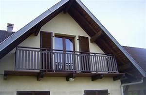 Balustrade En Bois : balustrade de balcon en bois ~ Melissatoandfro.com Idées de Décoration