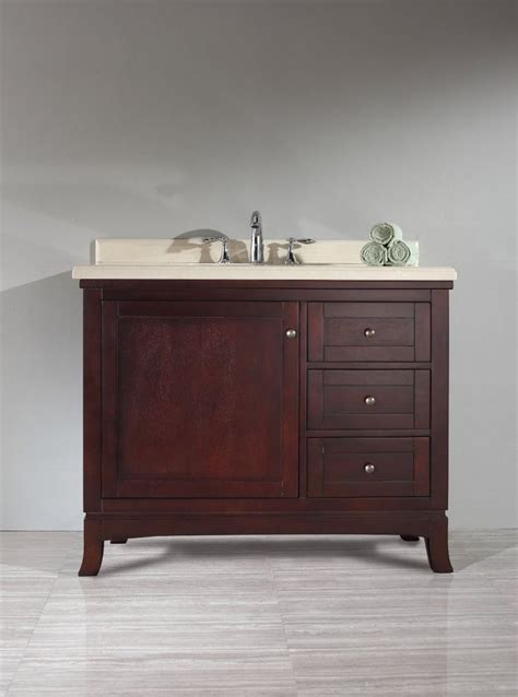 menards bathroom vanity sets ove velega 42 bathroom 42 inch vanity ensemble
